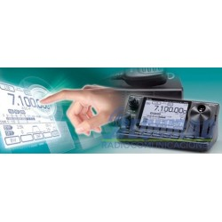 Icom  IC 7100, HF- VHF- UHF, Todo En Un Solo Equipo.