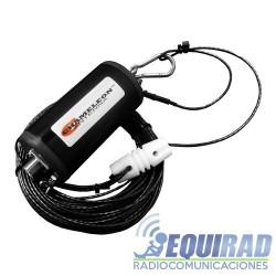 Chameleon Antena CHA EMCOMM II Ideal Para Emergencias, 1.8- 54 Mhz.