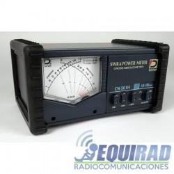 Daiwa CN-501, Medidor De Roe y Potencia 1.8- 150 Mhz.