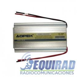 EVR-30 Conversor de Voltaje 24-12V, 20 Amp.
