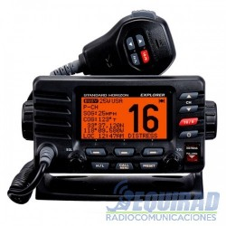 Móvil Marino GX 1600, Standard Horizon VHF