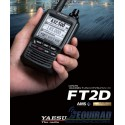 Portátil Yaesu Digital FT2DR, Dual Band
