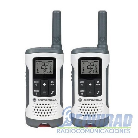 Motorola Talkabout T260CL Hasta 40 Kms. FRS/GMRS
