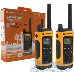 Motorola Talkabout T400CL, FRS/GMRS