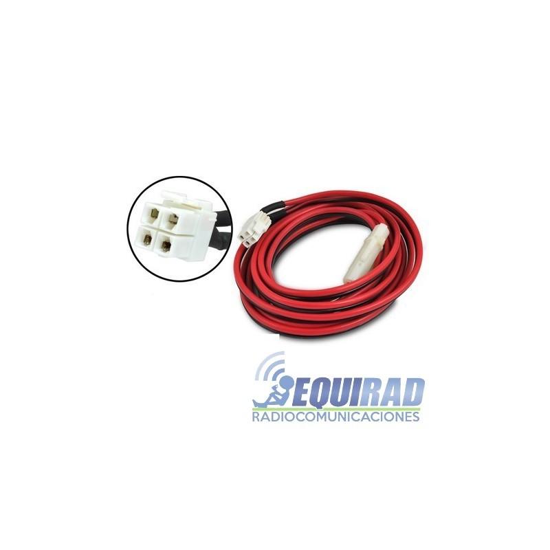 Cable De Alimentación Original Para Equipos HF,4 Pines