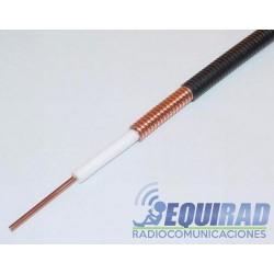 "Cable Tipo Heliax Superflex 1/2"" Marca Gelvo Telecom"