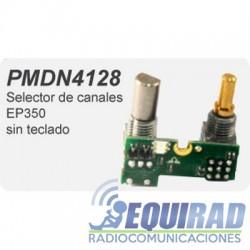 PMDN4128AR Selector De Canales y Potenciometro EP350