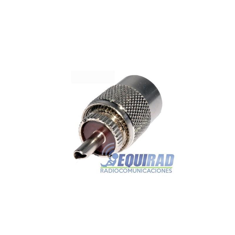 Conector, PL Macho Corriente Para RG-8