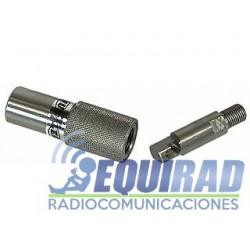 QD-2 Hustler, Adaptador de Desconexión Rápida De Antenas