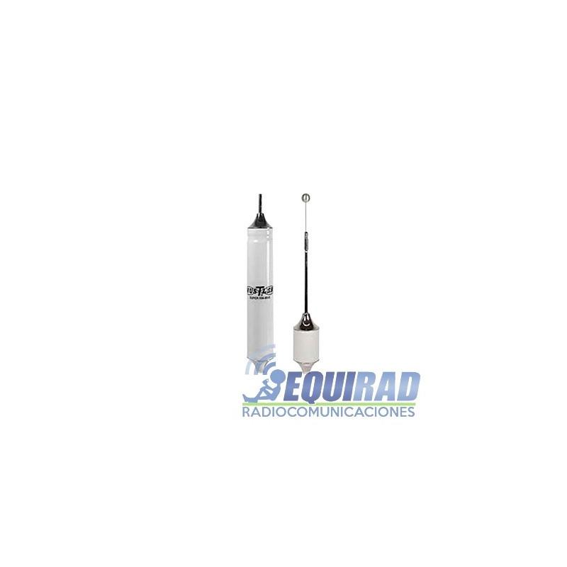 RM-80S Hustler, Resonador De Antena Móvil HF, Banda 80 m