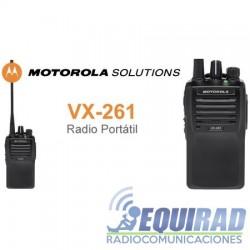 VX-261Radio Portátil Motorola Análogo