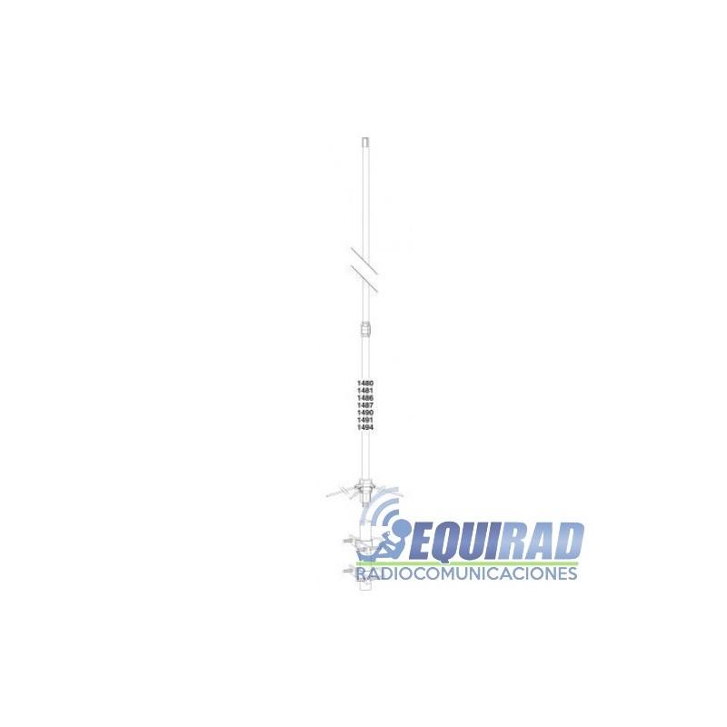 TRAM 1488 Antena Base Fibra Banda Aérea