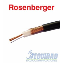 RG 213, Rosenberger Multifilar, Ultra Flexible