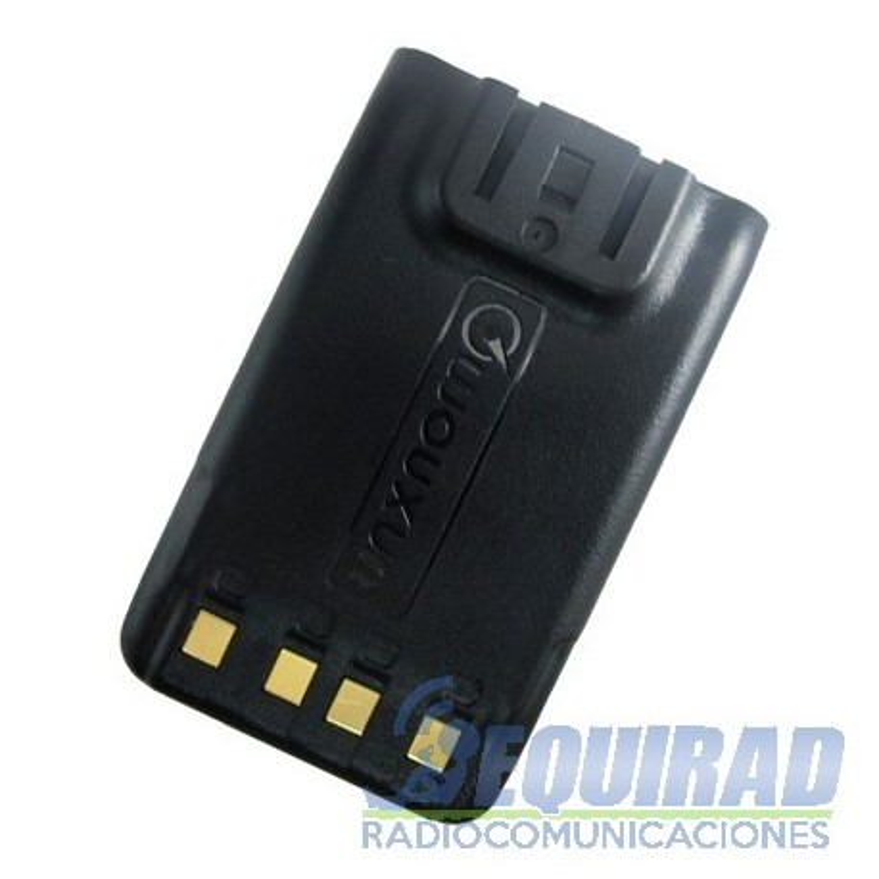 Batería Ion De Litio Wouxun para KG-UVD1P / KG-833