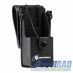 RLN5385 - Motorola Estuche De Cuero DEP450