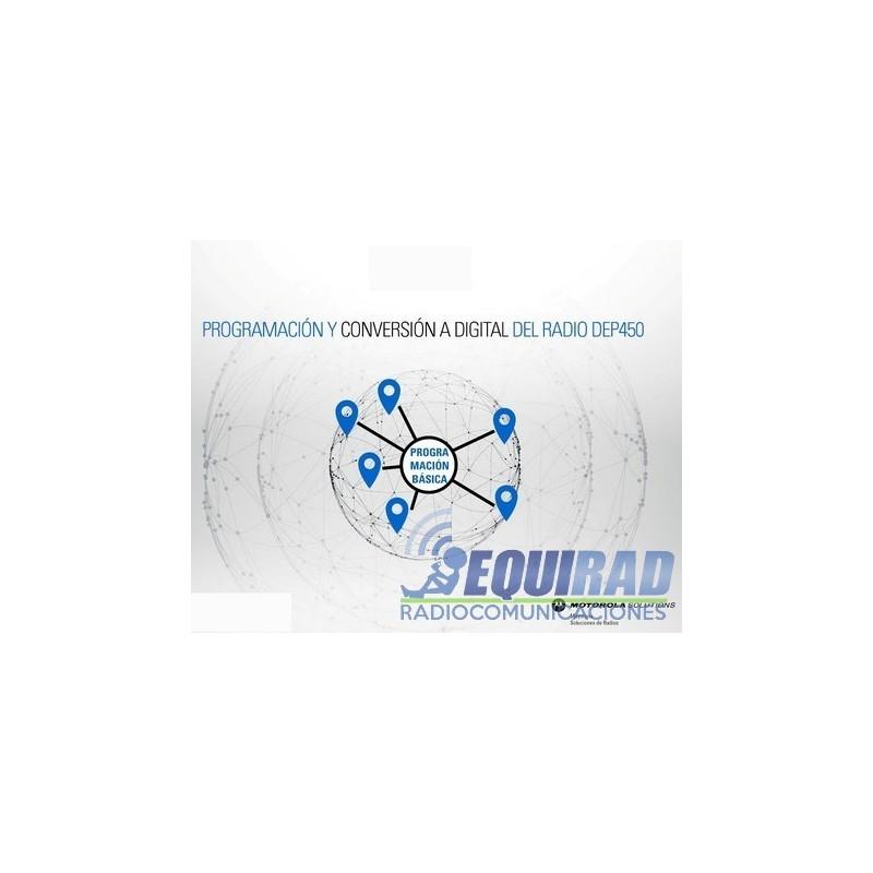 HKVN4077 Licencia Digital para DEP450