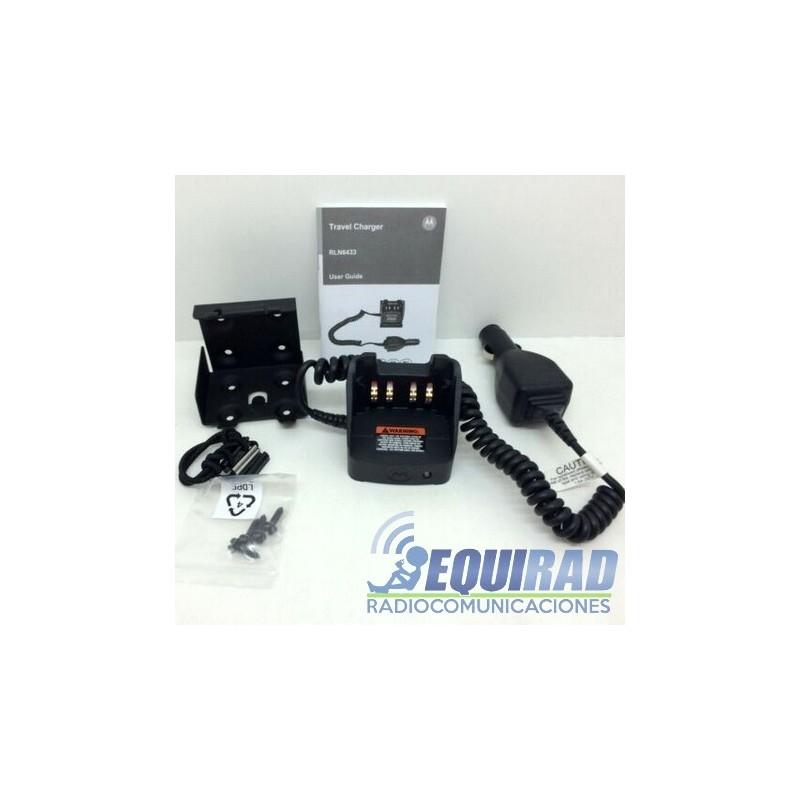 NNTN8525 Cargador Motorola Para Vehículos DEP / DGP