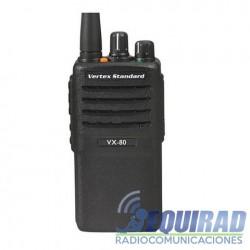 VX-80, Radio Portátil Motorola Vertex