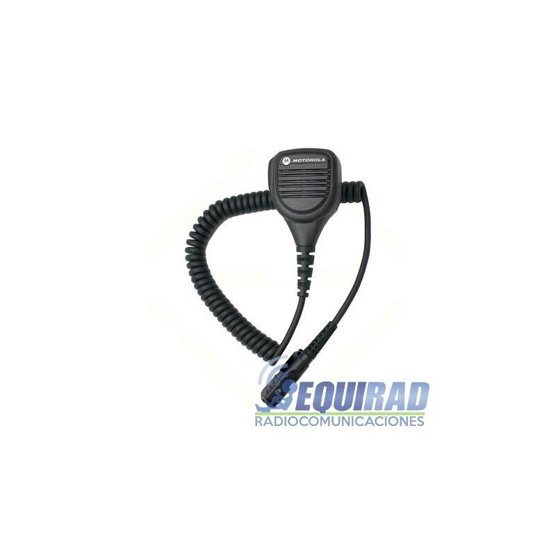 PMMN4075 Micrófono Motorola IP57 Para DEP 550/570