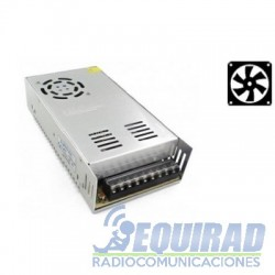 Fuente De Poder Switching 12 V, 25 Amp.