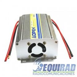 EVR-40 Conversor de Voltaje 24-12V, 40 Amp.